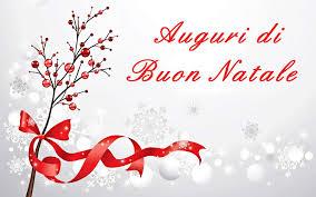 Buone feste e buon anno